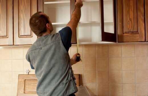 Küche und Schranksysteme - Holzbauteile