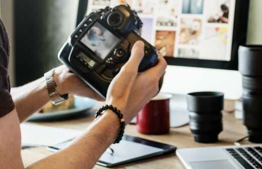 Werbefotografie - Drohne