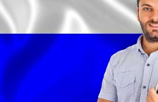 Russisch Übersetzung - Dolmetscher