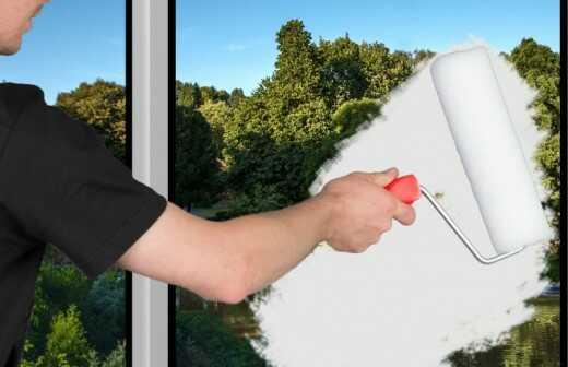 Scheibentönung für Wohngebäude - Aluminium