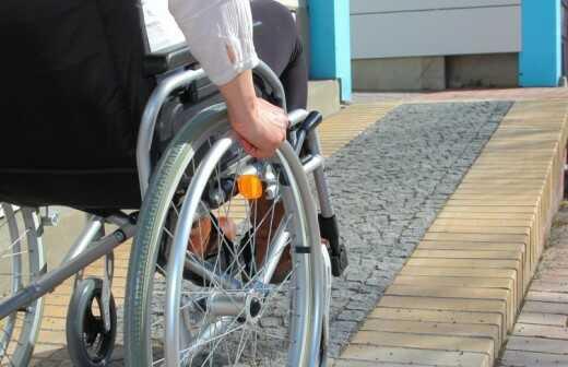 Barrierefreies Wohnen für Menschen mit Behinderung - Düsseldorf