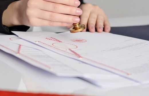 Notar - Zulassung