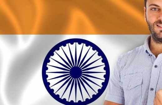 Hindi Übersetzung - Gesprochen