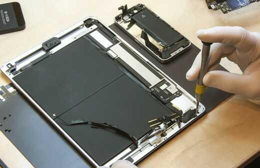 Mac Reparatur - Kaputt