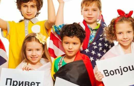 Gebärdensprache lernen - Kleinkinder