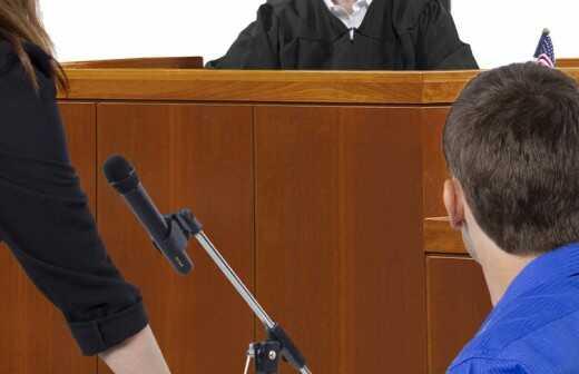 Strafverteidigung - Verteidigung