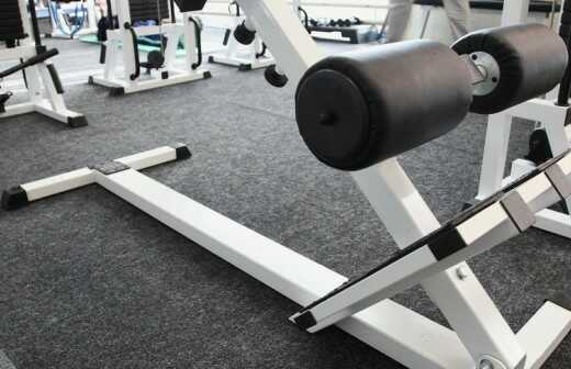 Fitnessgeräte reparieren - Wiesbaden