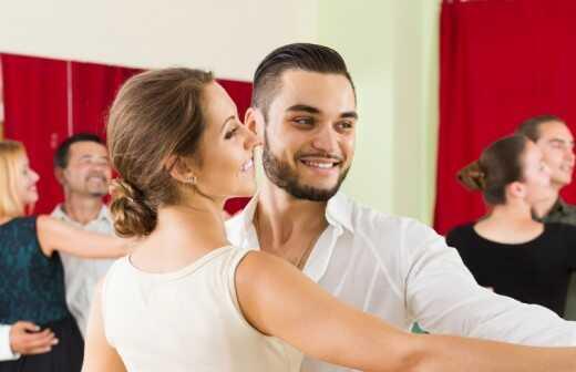 Tango Tanzunterricht - Bauch
