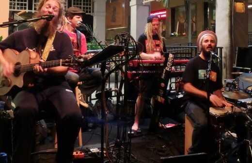 Reggae-Band - Saarbrücken