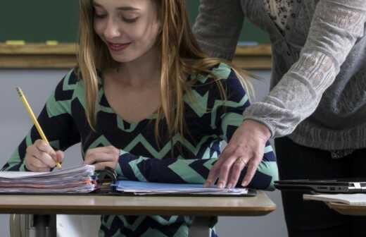 Nachhilfe für das Abitur in Mathematik (Klasse 9-12) - Erklärer