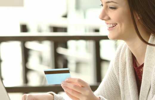 E-Commerce - Webseite