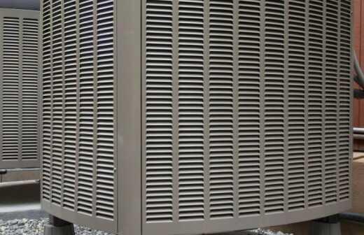 Wärmepumpe überprüfen oder warten - Thermostat