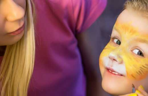 Kinderschminken - Gesichtsbemalung - Gelegenheit
