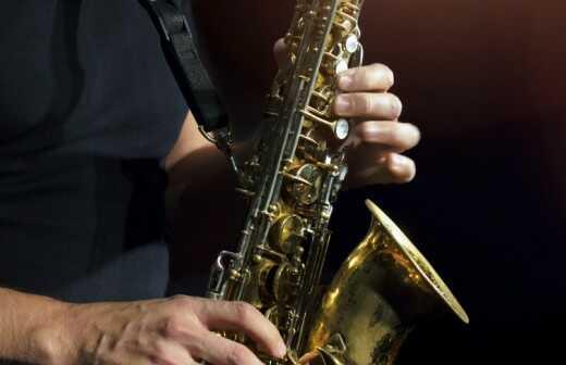 Saxofonunterricht - Noten