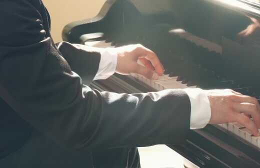 Pianist - Schlagzeuger
