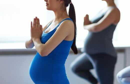 Schwangerschaftsyoga - Bikram