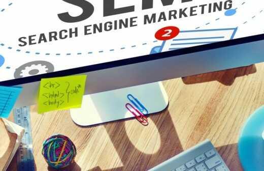 Suchmaschinenmarketing (SEM) - Projektentwicklung
