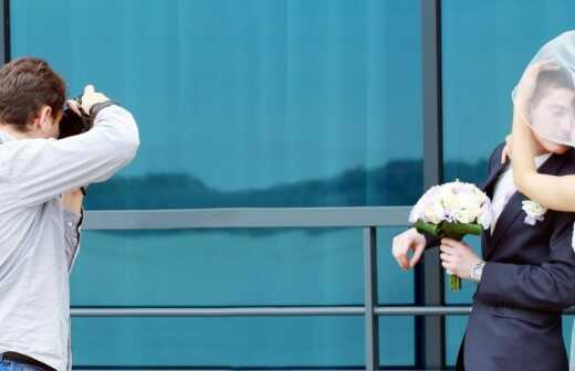 Hochzeitsfotografie - Session