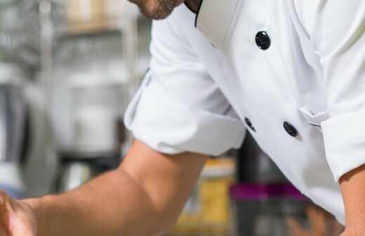 Koch mieten (einmalig) - Backofen