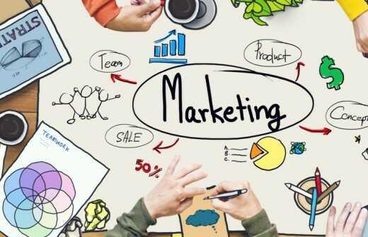 Marketingstrategie (Beratung) - Klicken