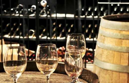 Weinproben und Weingutsführungen - Flugzeug