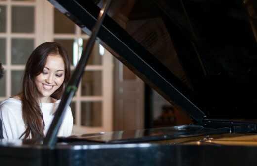 Klavierunterricht für Erwachsene - Getrommel