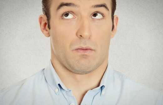 Casting- und Portraitfotos für Schauspieler - Mann