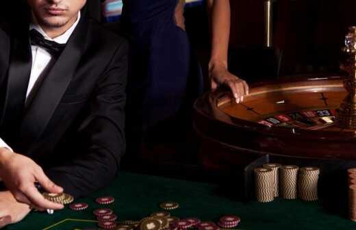 Mobiles Casino mieten - Wiesbaden
