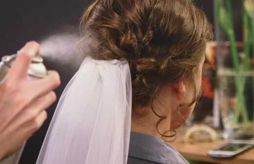 Brautfrisur - Frisur