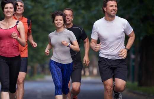 Marathontraining - Werfen