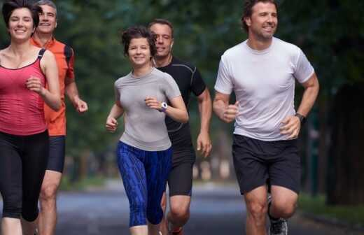 Marathontraining - Sprinter