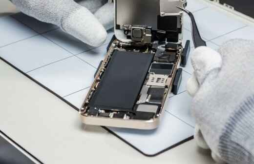 Reparación de teléfonos o tabletas - Desbloqueo