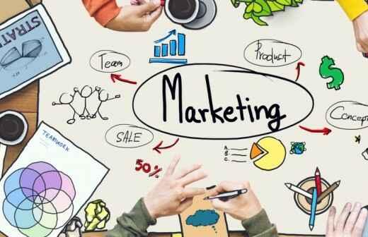 Consultoría de estrategia de marketing