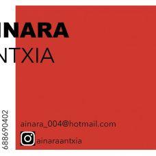 AinaraAntxia - Fixando España