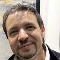 Fernando Halcón, artista gráfico, creativo visual, diseñador gráfico, dibujante, ilustrador y profesor de artes plásticas - Fixando España