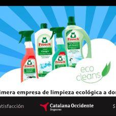 Ecocleans - Fixando España
