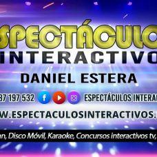 Espectaculos interactivos - Fixando España