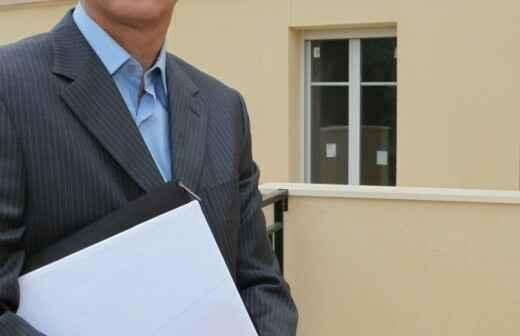Servicios de administración de bloques de pisos - Administrativo