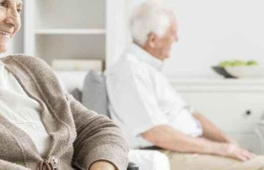 ¿Cuál es el precio de Servicios Domésticos? Fixando