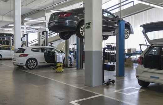 Talleres mecánicos - Volvo