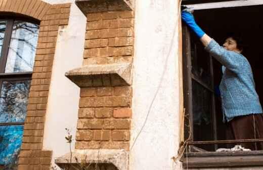 Limpieza de propiedades - Incineración