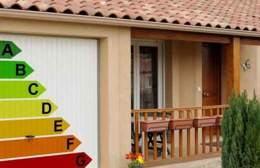 Auditoría energética del hogar - Zaragoza