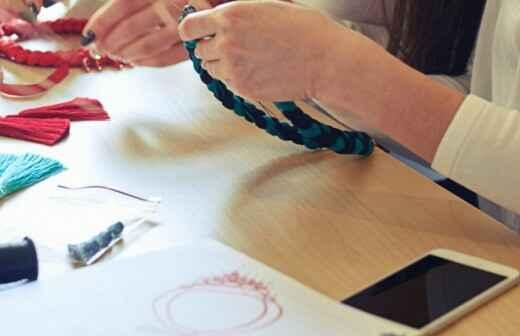 Clases de fabricación de joyas - Telar