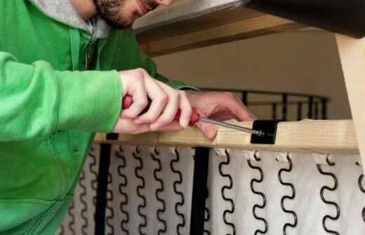 Reparación de muebles - Azotar