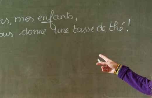 Clases de francés - Búlgaro