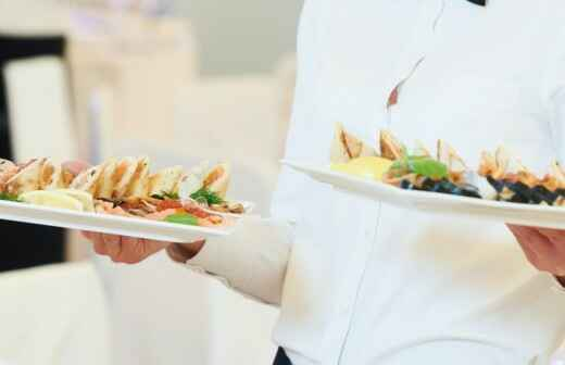 Catering para eventos (Entrega) - Madrid