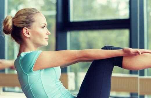 Pilates - Entrenador