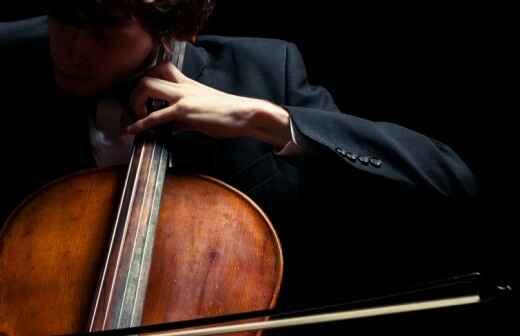 Lecciones de viola - Guitarra