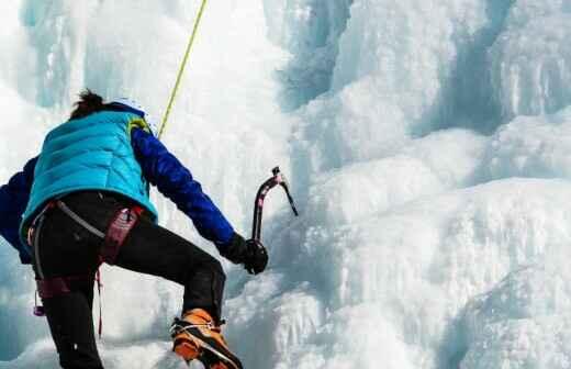 Clases de escalada - Agarre