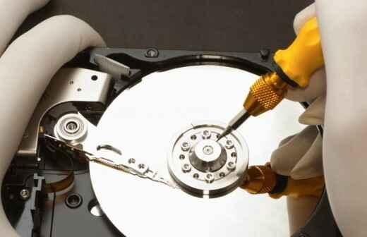 Servicios de recuperación  de datos - Reparar